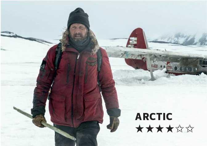 Alene i Arktis