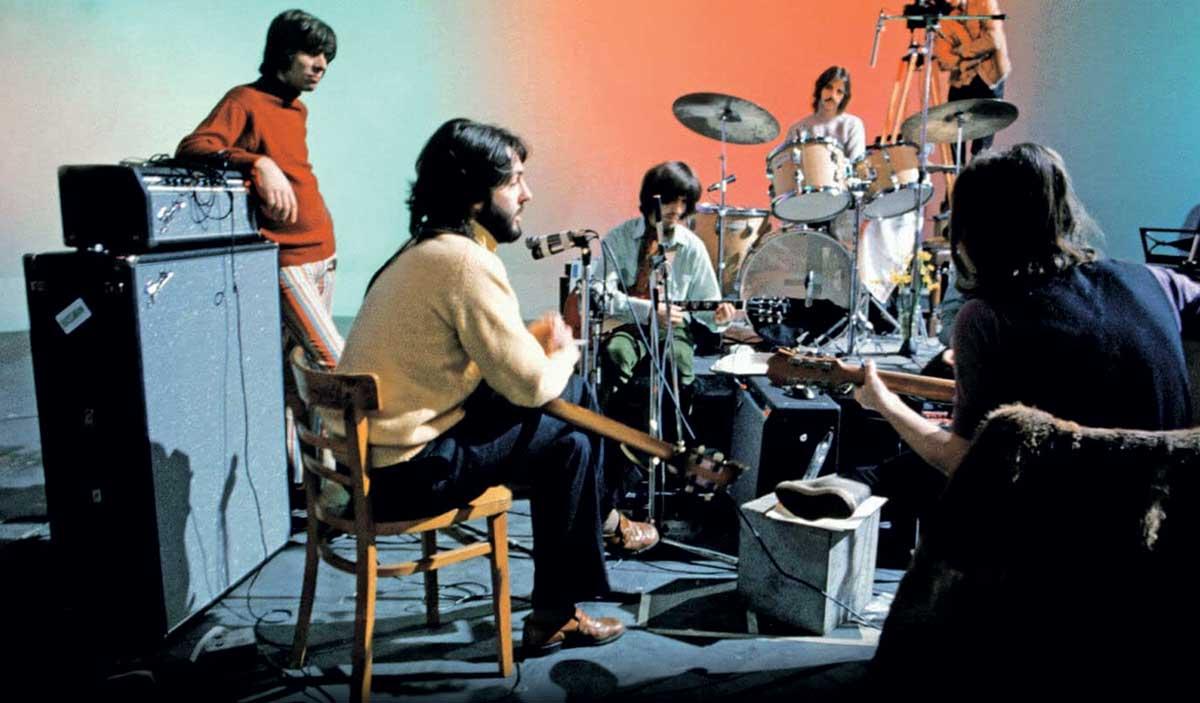 Beatles gjenoppstår ved hjelp av en stjerneregissør